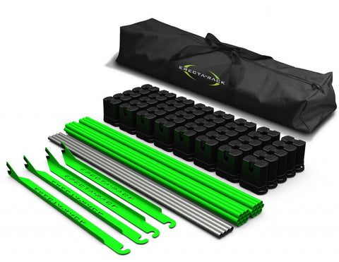 PRO SERIES 5-Level Erecta-Rack Kit and Carry Bag