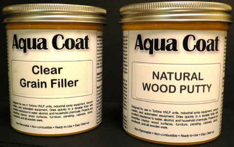 Grain Filler and Natural Wood Putty Special Offer