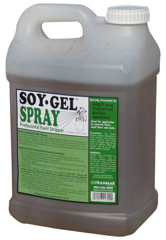 FS1507  Soy Spray Stripper - 2.5 Gal.
