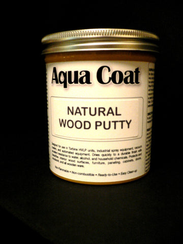FS2455  Aqua Coat Premium Water-Based Natural Wood Putty