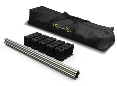 FS2600-B  5-Level Erecta-Rack Kit with Carry Bag