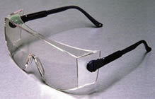 FS1405  MSA Over Glasses Safety Glasses