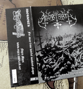 ABORIORTH 'Far Away From Hateful Mankind' [NM20]