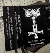 BLOOD DIVISION 'Anti-Christian Supremacy'