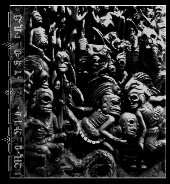 MANIK THORNS - Ritual Dolor Atavista (CD)
