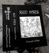 RIGID HORNS 'Triumph of Pan' [WOLF050]