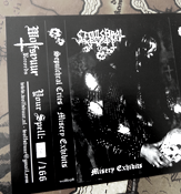 SEPULCHRAL CRIES 'Misery Exhibits'