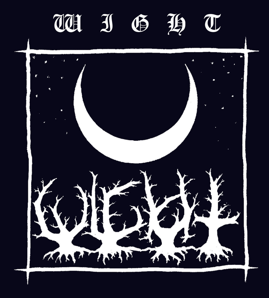 WIGHT - From the Dust of a Fallen Star / Ground Into the Sand (CD)
