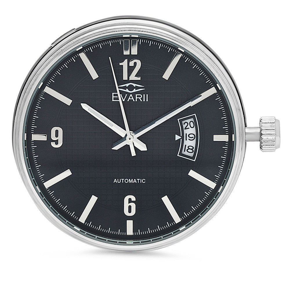 Dillishaw Black Automatic Dial