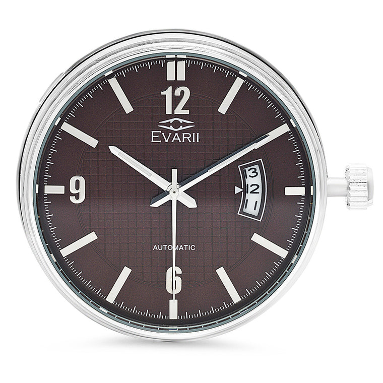 Dillishaw Brown Automatic Dial