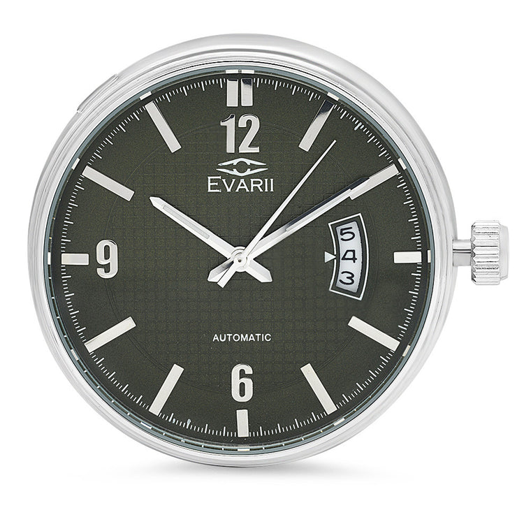 Dillishaw Green Automatic Dial