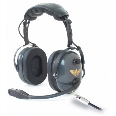 AVComm AC-747 Helio and Avation Headset - Professional Aviation Headsets