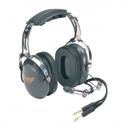 AVComm AC-200B PNR Aviation Headset with Bluetooth - Professional Aviation Headsets