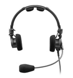Telex Airman 7 Ultra Light Weight Commercial Aviation Headset - Professional Aviation Headsets
