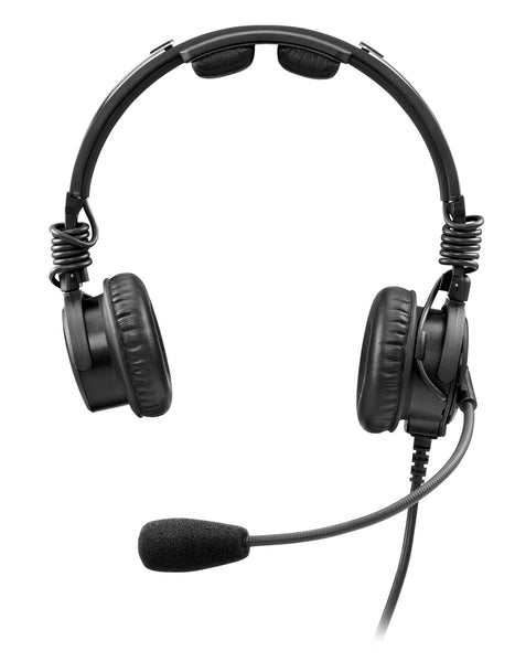 Telex Airman 8 Active Noise Reduction Commercial Aviation Headset - Professional Aviation Headsets