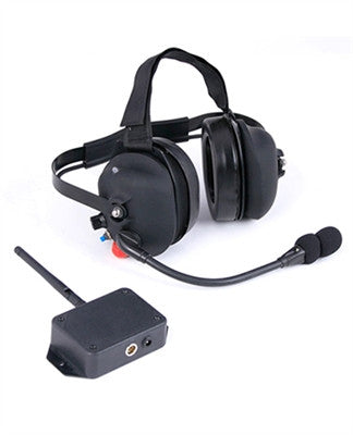 AVComm Freedom Wireless BTH Headset - Professional Aviation Headsets