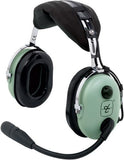 David Clark H10-13.4 Noise Cancelling, TSO Approved Pilot Headset