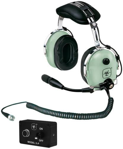 David Clark H10-56Hxp Helicopter Headset - Professional Aviation Headsets