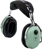 David Clark 10S/H Listen Only Passenger Headset - Professional Aviation Headsets