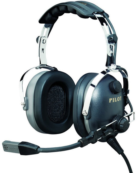 Pilot-USA PA-1160AI/S Aviation Headset