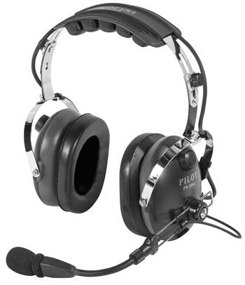 Pilot-USA PA-1161 PNR General Aviation Headset - Professional Aviation Headsets