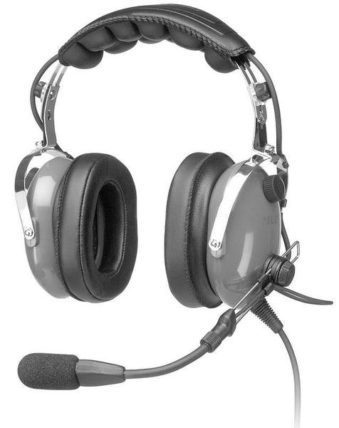 Pilot-USA PA-1176M Passive Military Aviation Headset - Professional Aviation Headsets
