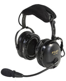 Pilot-USA PA-1761M ANR Military Headset - Professional Aviation Headsets