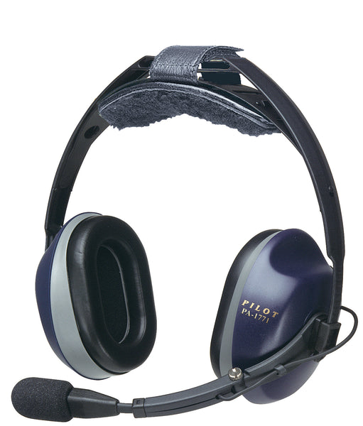Pilot-USA PA-1771T ANR General Aviation Headset - Professional Aviation Headsets