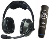 Pilot-USA PA-2170BLU PNR Passive General Aviation Headset w/Bluetooth - Professional Aviation Headsets