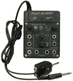 Pilot-USA PA-400ST 4 Place Portable Aviation Stereo Intercom - Professional Aviation Headsets
