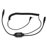 Pilot-USA PA-80B/Digital Digital Audio Recorder Adapter For Bose Panel Mount (6 pin) Headset