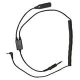 Pilot-USA PA-80S/Contour Contour+2 Recorder Adapter For GA (Dual Plug) Headset