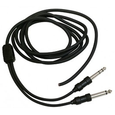 Sigtronics 800036 Monaural Headset General aviation plugs, 5 foot straight cord
