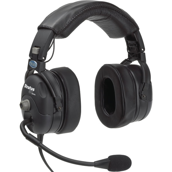 Telex Stratus 50 Smart Digital Noise Reduction Aviation Headset