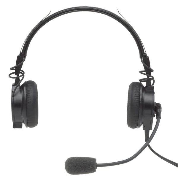 Telex Airman 850 Active Noise Reduction Commercial Aviation Headset - Professional Aviation Headsets