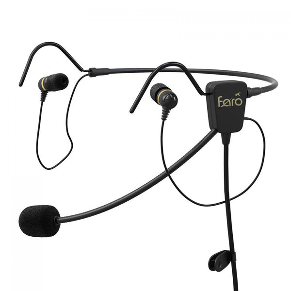 FARO Aviation Air In-Ear Aviation Headset