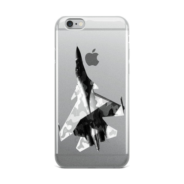 SU-30 iPhone Case - Professional Aviation Headsets