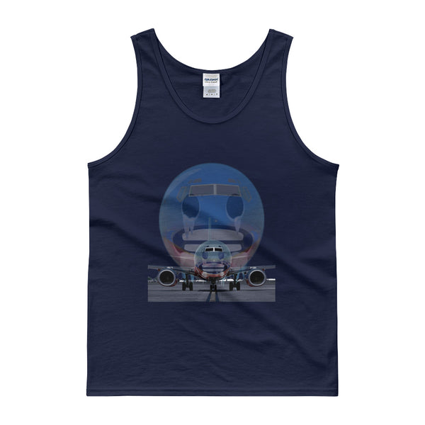 Flying Not everybody likes it Tank top - Professional Aviation Headsets