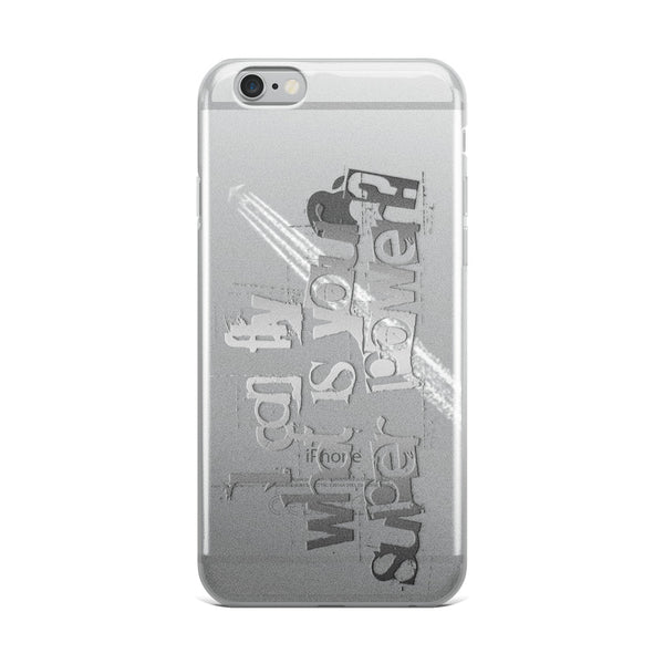 What is your Super power? iPhone Case - Professional Aviation Headsets