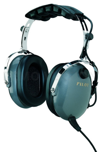 Pilot-USA PA-1100 Aviation Headset - Professional Aviation Headsets