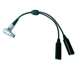 Pilot-USA PA-76/Fischer GA Headset to Fischer (8 Pin) Adapter - Professional Aviation Headsets