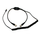 Pilot-USA PA-80D/HERO5 GoPro Audio Recorder Adapter for David Clark Headset