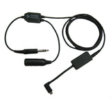 Pilot-USA PA-80S/HERO5 GoPro HERO5 Audio Recorder Headset Adapter - Professional Aviation Headsets