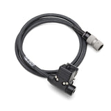 Pilot-USA PA-94.5 CX-2556/U Cable (U-229/U to U-94A/U Connector) - Professional Aviation Headsets