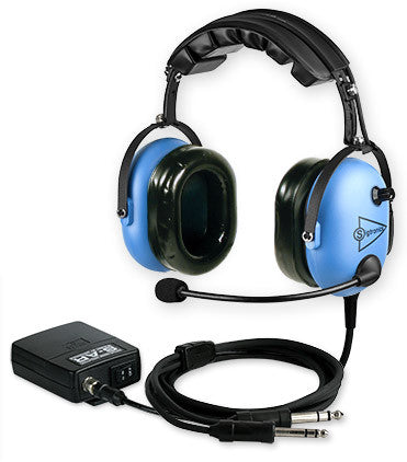 Sigtronics S-ARH ANR Helicopter Aviation Headset - Professional Aviation Headsets