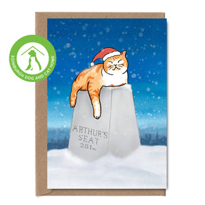 WINTER ARTHUR CARD