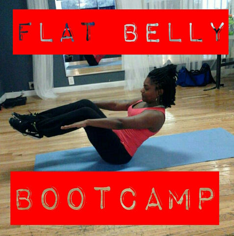 Flat Belly Boot Camp