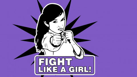 "Fight Like A Girl ""Personal Protection Party"""