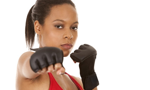 """Fight Like A Girl"" Boot Camp (Tues & Thursdays)"
