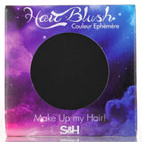 Hair blush noir